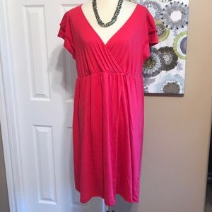 Old Navy size 1X Jersey knit swing dress 👗